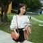 Lady Ribbon's Made Lady Floral Lace Ribbon Shirt thumbnail 1