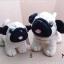 Pug Softy Toy - M WHITE thumbnail 1