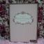 B0111 การ์ดแต่งงาน Adora สองพับ สีชมพู thumbnail 1