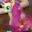 พร้อมส่งส่งฟรี My Little Pony Cutie Mark Magic Styling Strands Fashion Pony Fluttershy Figure ของห้าง ของแท้ thumbnail 3