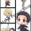 (พร้อมส่ง)Tekutoko Acrylic Keychain - Yuri on Ice thumbnail 1