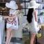Sevy A Line 3D Vintage Sleeveless Mini Dress thumbnail 1