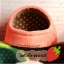 ที่นอนสุนัข โดมช็อกโก้-สตรอเบอรี่ (พร้อมส่ง) thumbnail 1