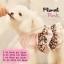 (พร้อมส่ง) ชุดกระโปรงสุนัข Floral Pink thumbnail 2