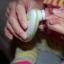 Baby nail trimmber ยี่ห้อ Doux Bebe ที่ตัดเล็บเด็กอัตโนมัติ thumbnail 3