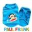 (สินค้าหมดรุ่น) เสื้อกล้ามสุนัข Paul Frank สีฟ้า รุ่น 7 สี 7 วัน พร้อมส่ง thumbnail 1