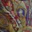ผ้าพันคอแบรนด์ Hermes เนื้อผ้า silk viscose thumbnail 3