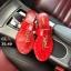 รองเท้าแตะหูคีบ style brand YSL หนังลายงูสวยมาก thumbnail 2