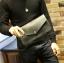 พร้อมส่ง กระเป๋าถือ สีดำ ปรับสายสั้นยาวได้ สะพายไหล่ได้ thumbnail 2