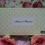 A0022 การ์ดแต่งงาน Adora สองพับ สีครีม thumbnail 1