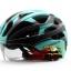 หมวกกันน็อคจักรยาน cigna aerow 02 มีแว่นในตัว thumbnail 5