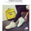 รองเท้าผ้าใบหุ้มข้อ งาน ash style วัสดุทำจากหน้งpu thumbnail 3