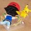**พร้อมส่ง** Nendoroid Ash & Pikachu thumbnail 3