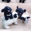 Pug Softy Toy - S BLACK thumbnail 2