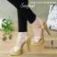 รองเท้าส้นเข็มSTYLE YVESSAINTLAURENT คัชชูส้นเข็ม สูง 4 นิ้ว เสริมหน้า 1.5 นิ้ว งานผ้ากริตเตอร์ thumbnail 2