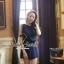 Classic Korea Style Black Jumpsuit by Seoul Secret thumbnail 3