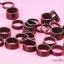 แหวนรองคอคาร์บอน 3K ขนาด 3/5/10/15/20mm thumbnail 2