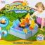 กระบะทราย แมคโคร พร้อมอุปกรณ์ 11 ชิ้น Sandbox game ส่งฟรี thumbnail 2