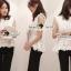 Seoul Secret Say's... Korea Lace Blouse thumbnail 11