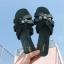 รองเท้าแตะแฟชั่นหน้ายิปแซง วัสดุหนัง pu อย่างดี thumbnail 2