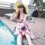 Sevy Sweet Summer Vacation Pink Beach Maxi Dress thumbnail 2