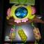 โมบายกรุ๊งกริ๊ง happy monkey ลายนกฮูกเหลือง thumbnail 2