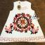 Sevy A Line 3D Vintage Sleeveless Mini Dress thumbnail 6