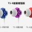 ขายหูฟัง TTPOD T1E (Enhanced) รุ่นใหม่ หูฟัง2ไดรเวอร์ สายชุบเงิน99.9999%ถัก18แกน ราคา 1,490บาท thumbnail 2