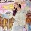 Lady Ribbon's Made Vintage Floral Print Chiffon Blouse, Snidel Japan thumbnail 2
