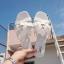 รองเท้าแตะแฟชั่นหน้ายิปแซง วัสดุหนัง pu อย่างดี thumbnail 4