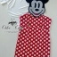 &#x2605Mickey polka dot apron set&#x2605 thumbnail 8
