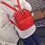 backpack กระเป๋าสะพายรุ่นตอกหมุดสไตล์แบรนด์วัสดุคุณภาพหนัง pu thumbnail 2