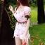 Cherry A Little Cuty Girl JumpSuite by Seoul Secret thumbnail 4