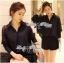 Lady Ribbon's Made Lady Evrika Sweet Vintage Lace Shirt thumbnail 3