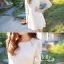 White Rose see through Dress thumbnail 5