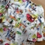Lady Ribbon's Made Lady Anne Funky Flared-Sleeve Printed Dress thumbnail 13