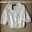 Lady Ribbon's Made Lady Annabel Sweet Pearl Embellished White Blouse thumbnail 4