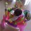 entertainer & เป็นเก้าอี้กิจกรรมหมุนได้ 360องศา มีแผ่่นเด๋งดึ๋ง /Baby Bounce bounce chair thumbnail 2