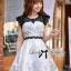 Lady Ribbon's Made Lady Elizabeth Haute Glamour Wild Rose Dress thumbnail 2