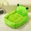 (พร้อมส่ง) ที่นอนสุนัข เบาะแฟนซีกบเขียว แถมฟรีหมอนมีเสียง thumbnail 1