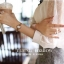 Marsh mallow's Made See-through white lace chiffon shirt thumbnail 3