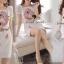 Seoul Secret Say's... Princess Lace Lux Dress thumbnail 6