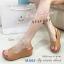 รองเท้าแฟชั่นแบรนด์เนมลาครอส ไซส์ 36-40 thumbnail 3