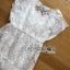 Lady Ribbon's Made Abigail Pretty and Sexy White Lace Mini Dress thumbnail 17