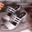 รองเท้าแฟชั่นพร้อมส่ง ไซส์ 36-40 thumbnail 6