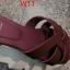 รองเท้าแตะแฟชั่นหน้ายิปแซง วัสดุหนัง pu อย่างดี thumbnail 5