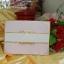 E0151 การ์ดแต่งงาน Adora สองพับ สีชมพู thumbnail 1