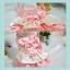 PRE เสื้อผ้าน้องหมา ชุดแต่งงานกระโปรงสีชมพูหวานมีโบว์หลัง thumbnail 2