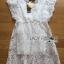 Lady Ribbon's Made Abigail Pretty and Sexy White Lace Mini Dress thumbnail 19