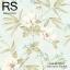 วอลเปเปอร์ลายดอกไม้ภาพวาดโทนสีฟ้าอ่อน MET-F124 thumbnail 1